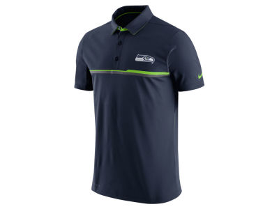 Seattle Seahawks Nike NFL Men's Elite Polo Shirt