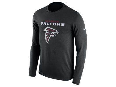 Atlanta Falcons Nike NFL Men's Essential Lock Up Long Sleeve T-Shirt