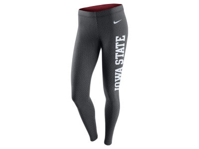Iowa State Cyclones Nike NCAA Women's Leg-A-See Tights