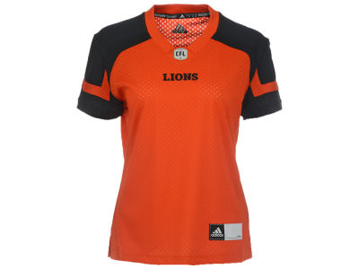 BC Lions adidas CFL Women's New Premier Jersey