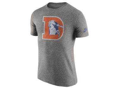Denver Broncos Nike NFL Men's Historic Logo T-Shirt