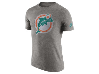 Miami Dolphins Nike NFL Men's Historic Logo T-Shirt