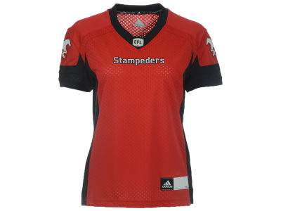 Calgary Stampeders adidas CFL Women's New Premier Jersey