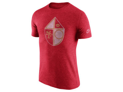 San Francisco 49ers Nike NFL Men's Historic Logo T-Shirt