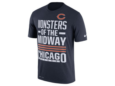 Chicago Bears Nike NFL Men's Local Fans T-Shirt