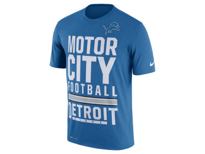 Detroit Lions Nike NFL Men's Local Fans T-Shirt