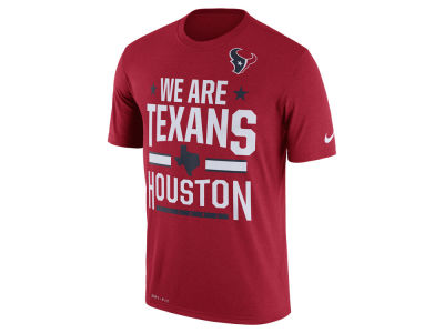 Houston Texans Nike NFL Men's Local Fans T-Shirt
