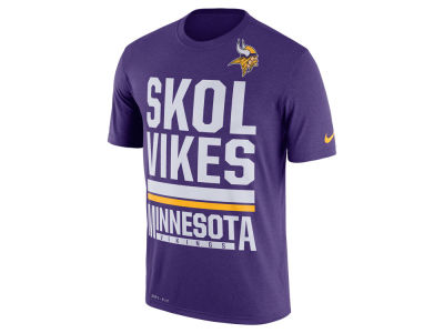 Minnesota Vikings Nike NFL Men's Local Fans T-Shirt