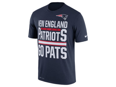 New England Patriots Nike NFL Men's Local Fans T-Shirt