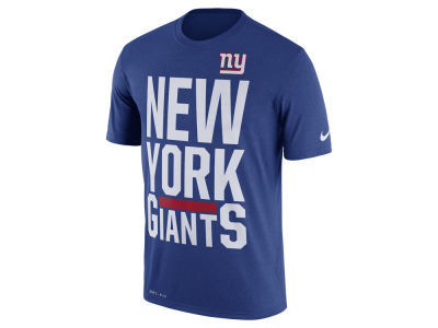 New York Giants Nike NFL Men's Local Fans T-Shirt