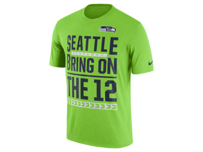 Seattle Seahawks Nike NFL Men's Local Fans T-Shirt