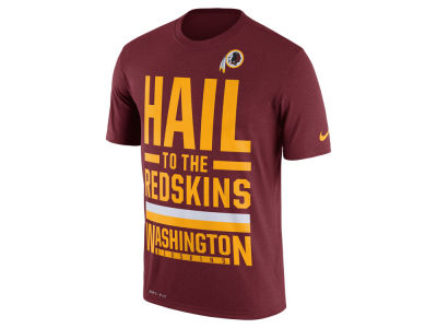 Washington Redskins Nike NFL Men's Local Fans T-Shirt