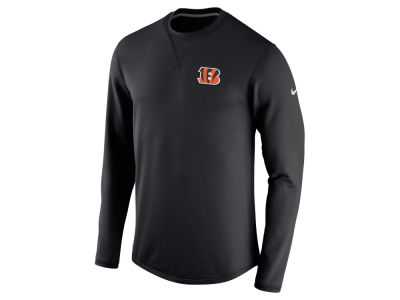 Cincinnati Bengals Nike NFL Men's Modern Crew Long Sleeve Shirt