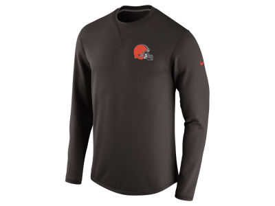 Cleveland Browns Nike NFL Men's Modern Crew Long Sleeve Shirt