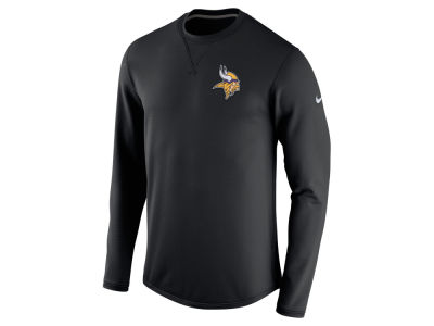 Minnesota Vikings Nike NFL Men's Modern Crew Long Sleeve Shirt