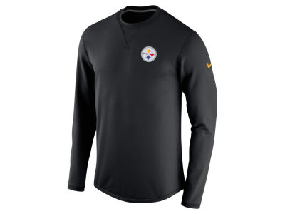 Pittsburgh Steelers Nike NFL Men's Modern Crew Long Sleeve Shirt