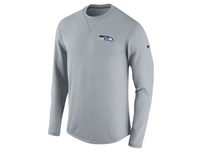 Seattle Seahawks Nike NFL Men's Modern Crew Long Sleeve Shirt