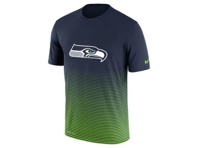 Seattle Seahawks Nike NFL Men's New Day Enhanced Performance T-Shirt