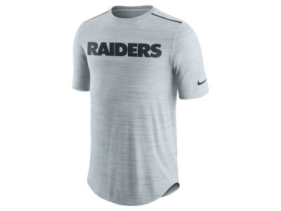 Oakland Raiders Nike NFL Men's Player Short Sleeve T-Shirt