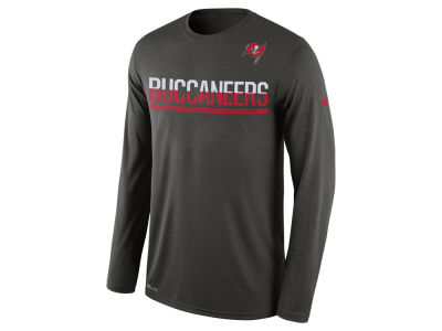 Tampa Bay Buccaneers Nike NFL Men's Team Practice Long Sleeve T-Shirt