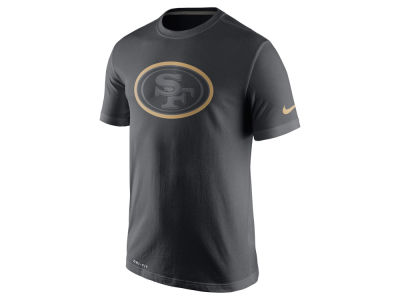 San Francisco 49ers Nike NFL Men's Travel T-Shirt