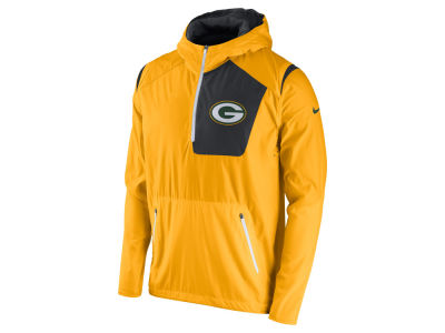 Green Bay Packers Nike NFL Men's Vapor Speed Fly Rush Pullover Jacket