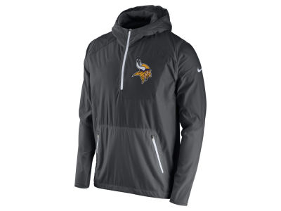 Minnesota Vikings Nike NFL Men's Vapor Speed Fly Rush Pullover Jacket