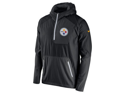 Pittsburgh Steelers Nike NFL Men's Vapor Speed Fly Rush Pullover Jacket