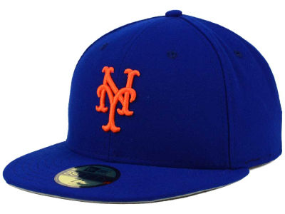 New York Mets New Era MLB XP Authentic Collection 59FIFTY Cap
