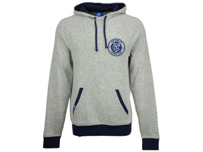 New York City FC adidas MLS Men's Originals Pullover Hoodie
