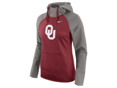 Oklahoma Sooners Nike NCAA Women's Tailgate All Time Pullover Hoodie