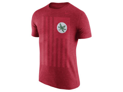 Ohio State Buckeyes Nike NCAA Tri-Blend Nation T-Shirt 2016