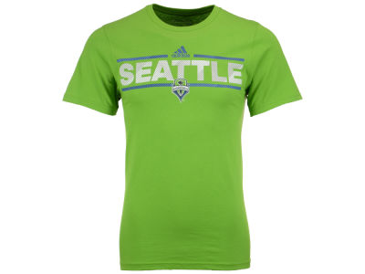 Seattle Sounders FC adidas MLS Men's Dassler City Nickname T-Shirt