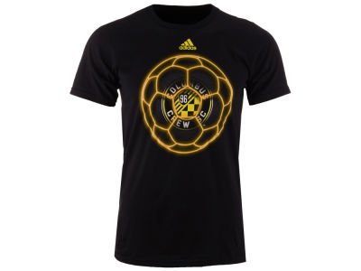 Columbus Crew SC adidas MLS Men's Orb Ball T-Shirt