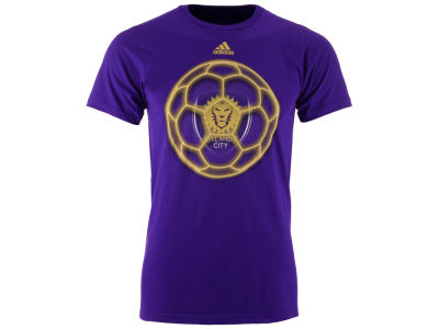 Orlando City SC adidas MLS Men's Orb Ball T-Shirt
