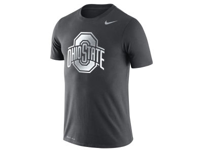 Ohio State Buckeyes Nike NCAA Men's Dri-Fit Cotton Travel T-Shirt