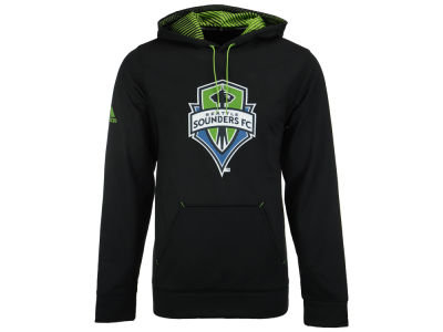 Seattle Sounders FC adidas MLS Men's Stealth Pullover Hoodie
