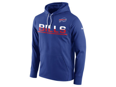 Buffalo Bills Nike NFL Men's Circuit Pullover Hoodie