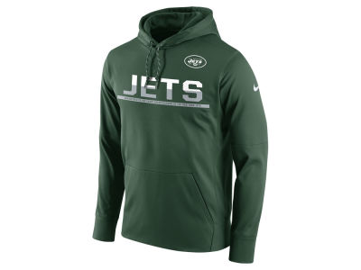 New York Jets Nike NFL Men's Circuit Pullover Hoodie