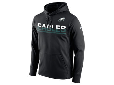 Philadelphia Eagles Nike NFL Men's Circuit Pullover Hoodie