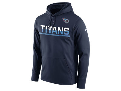 Tennessee Titans Nike NFL Men's Circuit Pullover Hoodie