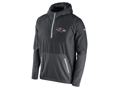 Baltimore Ravens Nike NFL Men's Vapor Speed Fly Rush Pullover Jacket