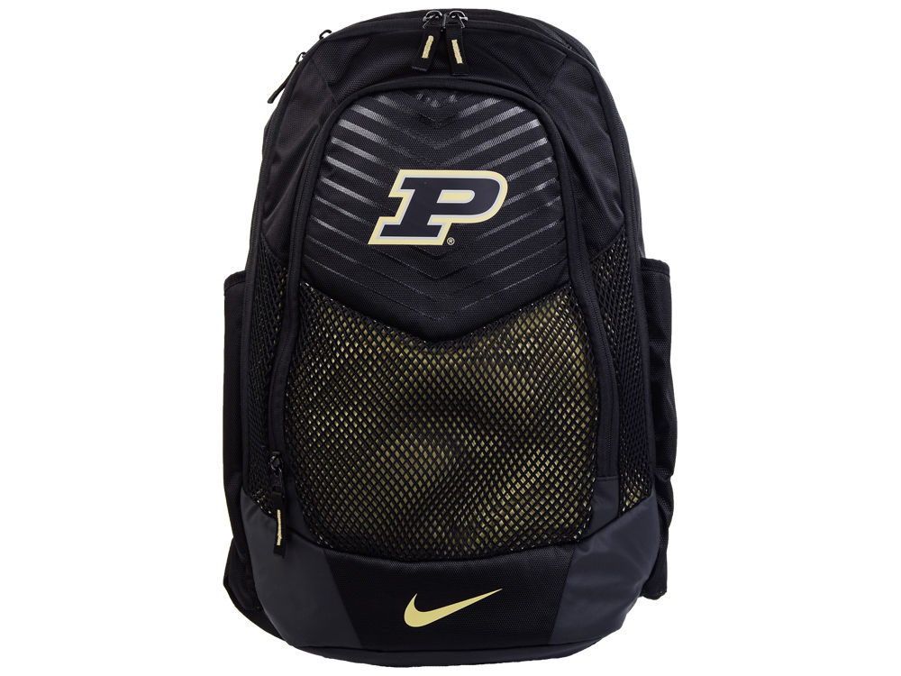 41cdef889a Purdue Boilermakers Nike Vapor Power Backpack