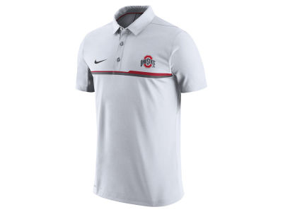 Ohio State Buckeyes Nike NCAA Men's Elite Coaches Polo Shirt