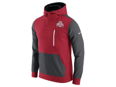 Ohio State Buckeyes Nike NCAA Men's AV15 Fleece Pullover Hoodie