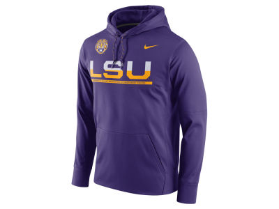 LSU Tigers Nike NCAA Men's Circuit Hoodie
