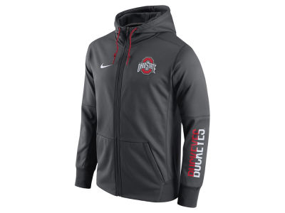 Ohio State Buckeyes Nike NCAA Men's Circuit Full Zip Hoodie