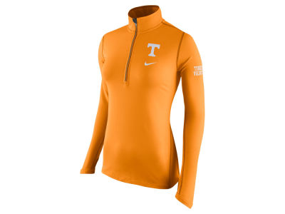 Tennessee Volunteers Nike NCAA Womens Tailgate Element Half Zip Shirt