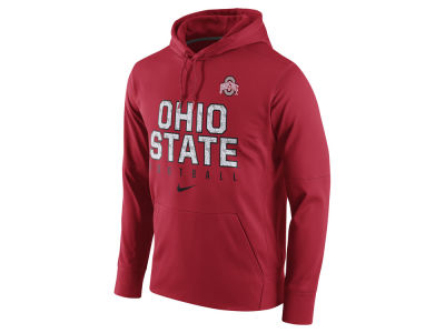 Ohio State Buckeyes Nike NCAA Men's Circuit Performance Hoodie