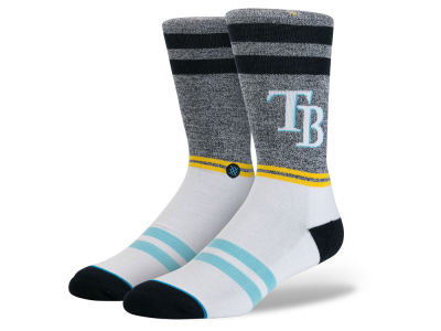 Tampa Bay Rays Stance MLB Diamond Collection Socks